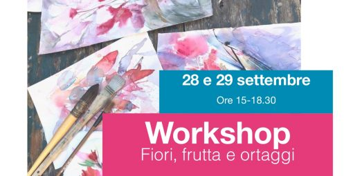 laboratorio acquerello firenze - FLORALIA 2019
