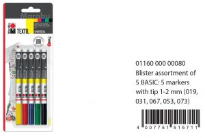 TEXTIL PAINTER BASIC SET